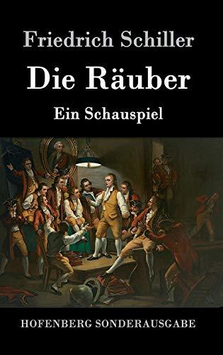 9783843015349: Die Rauber (German Edition)