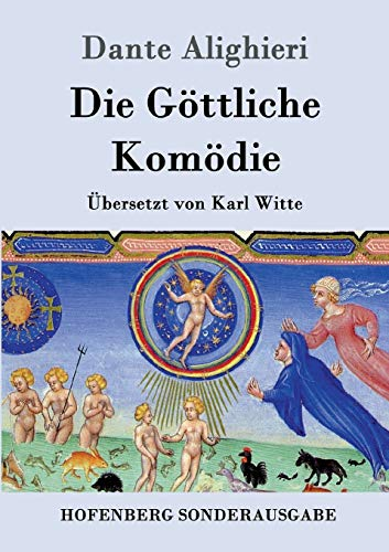 9783843015394: Die Gottliche Komodie (German Edition)