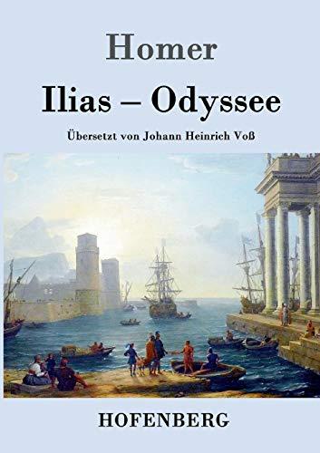 9783843015592: Ilias / Odyssee