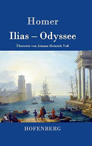 9783843015608: Ilias / Odyssee