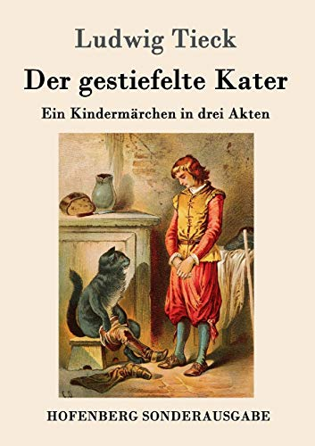 9783843016612: Der Gestiefelte Kater (German Edition)