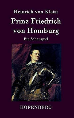 9783843016735: Prinz Friedrich von Homburg