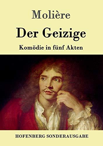 9783843016803: Der Geizige (German Edition)