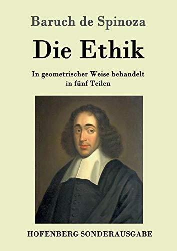 9783843017046: Die Ethik