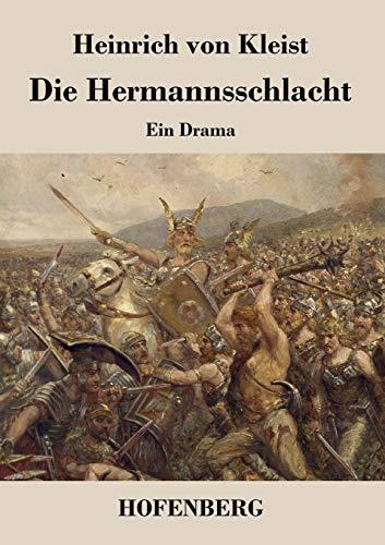 9783843018906: Die Hermannsschlacht: Ein Drama