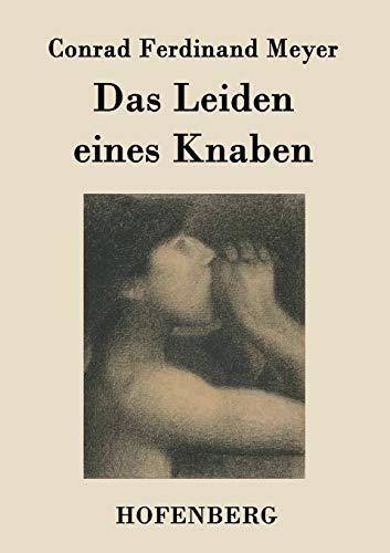 9783843019309: Das Leiden eines Knaben (German Edition)