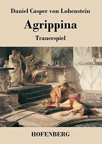 9783843019682: Agrippina: Trauerspiel