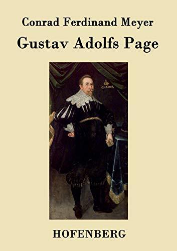 9783843020695: Gustav Adolfs Page (German Edition)
