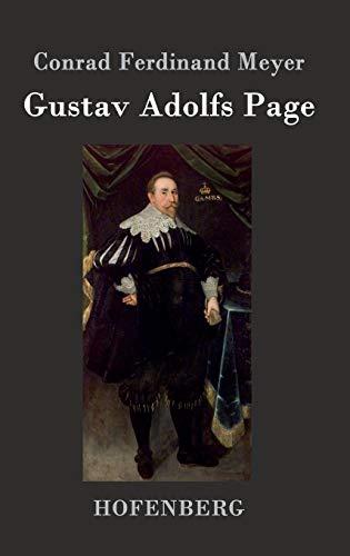 9783843020701: Gustav Adolfs Page (German Edition)