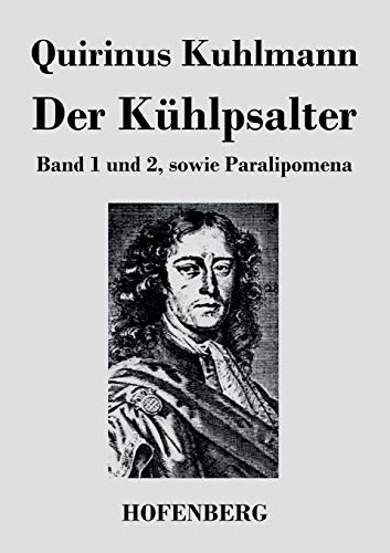 9783843021692: Der Kühlpsalter