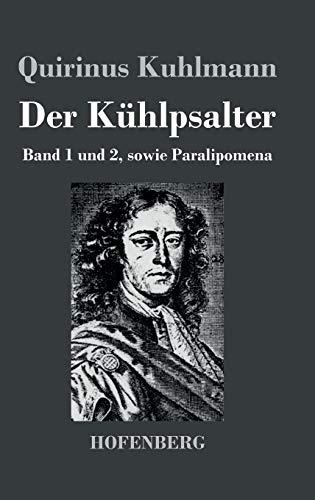 9783843021708: Der Kühlpsalter