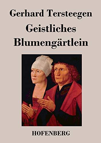 9783843021845: Geistliches Blumengärtlein