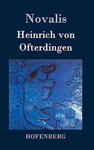 9783843021913: Heinrich von Ofterdingen (German Edition)