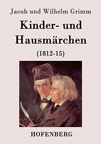 9783843022033: Kinder- und Hausmärchen (German Edition)