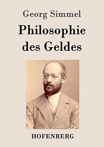 9783843025003: Philosophie des Geldes