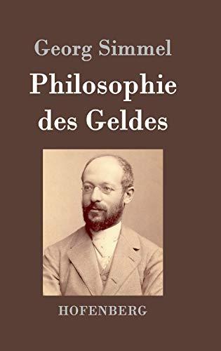 9783843025010: Philosophie des Geldes