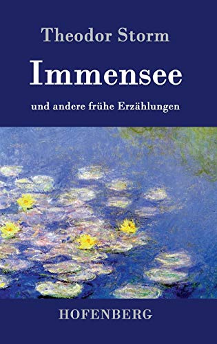 9783843028349: Immensee (German Edition)