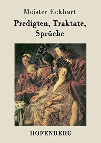 9783843028660: Predigten, Traktate, Sprüche