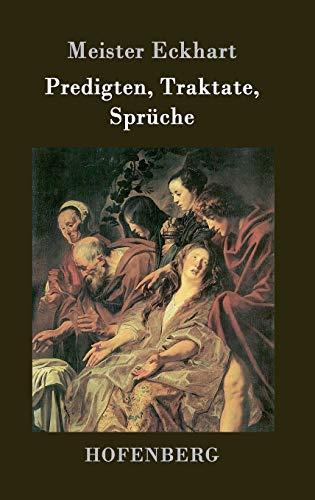 9783843028677: Predigten, Traktate, Sprüche