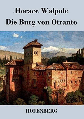 9783843029148: Die Burg von Otranto