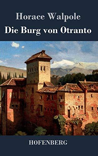 9783843029155: Die Burg von Otranto