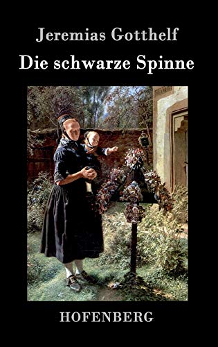 9783843032537: Die schwarze Spinne (German Edition)