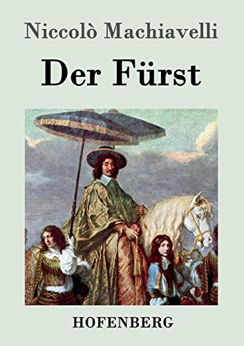 9783843032940: Der Fürst (German Edition)