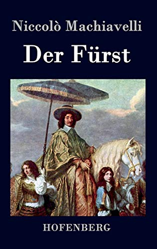 9783843032957: Der Fürst (German Edition)