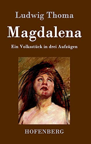 9783843033886: Magdalena (German Edition)