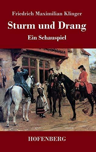 9783843034395: Sturm und Drang (German Edition)