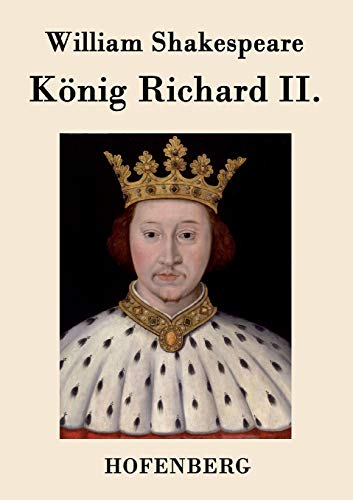 9783843037884: König Richard II. (German Edition)
