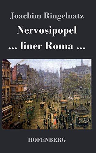 9783843037907: Nervosipopel / ... liner Roma ... (German Edition)