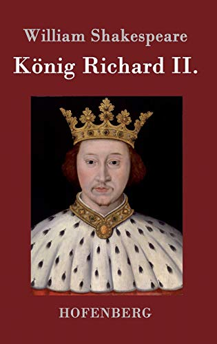 9783843037914: König Richard II. (German Edition)