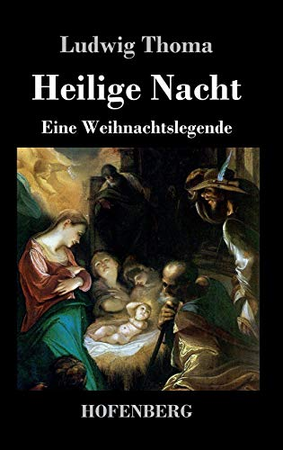 9783843039482: Heilige Nacht: Eine Weihnachtslegende