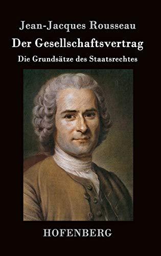 9783843039949: Der Gesellschaftsvertrag (German Edition)