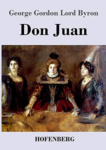 9783843041188: Don Juan