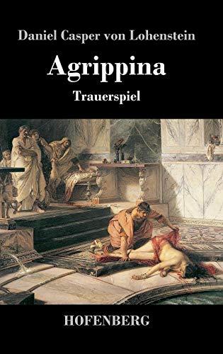 9783843041355: Agrippina: Trauerspiel