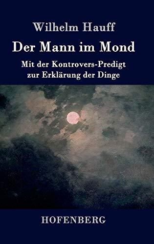9783843041379: Der Mann im Mond (German Edition)