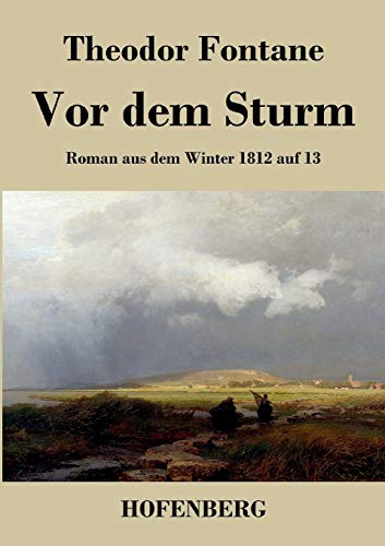 9783843042086: Vor dem Sturm