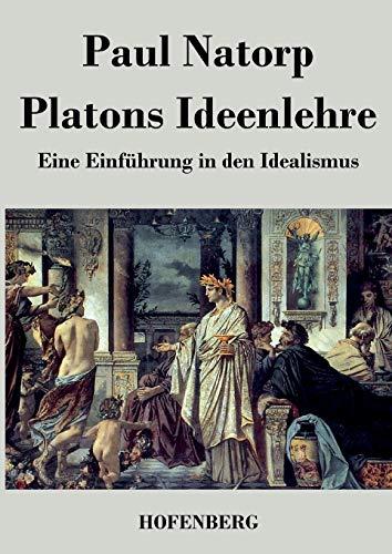 9783843042673: Platons Ideenlehre