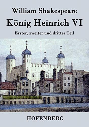 9783843043069: König Heinrich VI. (German Edition)