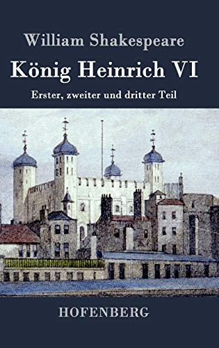 9783843043076: König Heinrich VI (German Edition)