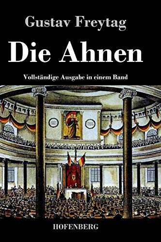 9783843043274: Die Ahnen (German Edition)