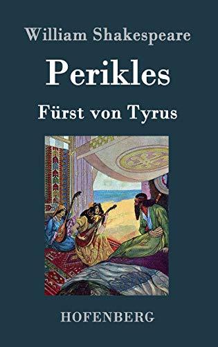 9783843043632: Perikles: Fürst von Tyrus