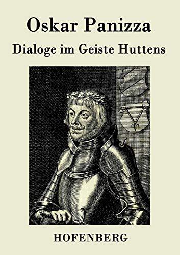 9783843044745: Dialoge im Geiste Huttens (German Edition)