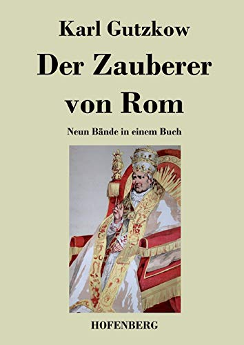 9783843044929: Der Zauberer von Rom: Neun B�nde in einem Buch
