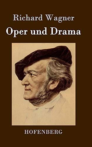 9783843046077: Oper und Drama (German Edition)