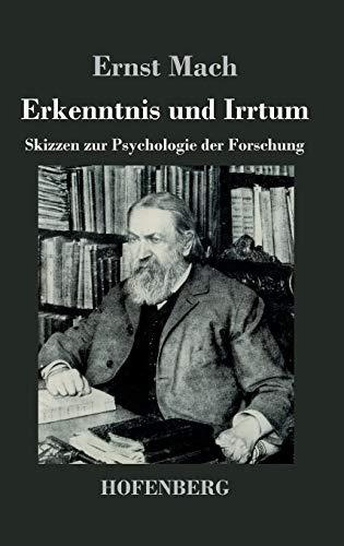 9783843046091: Erkenntnis und Irrtum (German Edition)