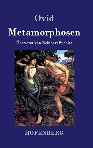 9783843046152: Metamorphosen