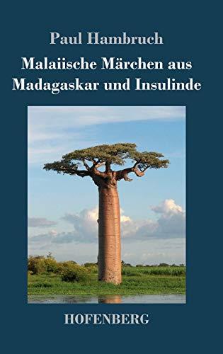 9783843046701: Malaiische Märchen aus Madagaskar und Insulinde